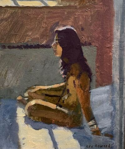 Ken Howard, 'Sarah, Summer Morning', 20th Century