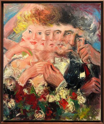 Victor Victori, 'Man Woman', 1989