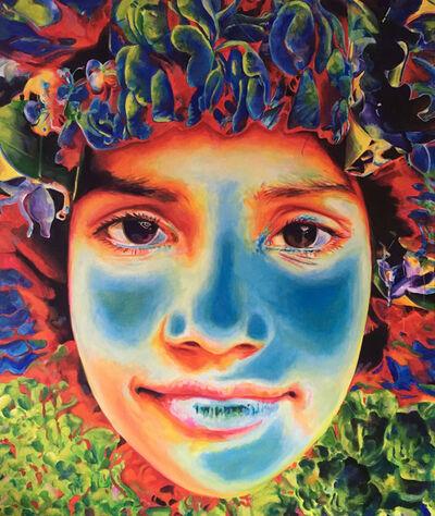 Augustina Droze, 'Portrait 2', 2017