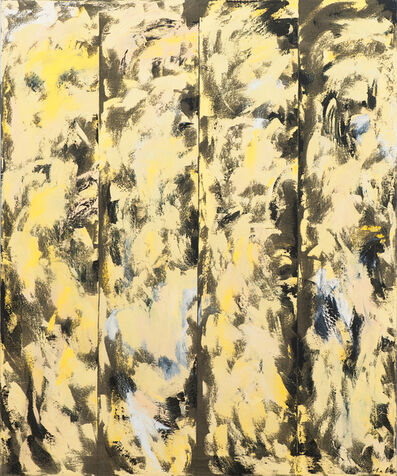 Mala Breuer, 'Fire (9.19.83)', 1983