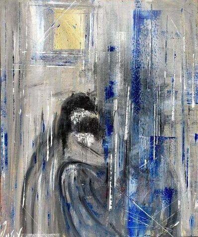 Maka Kvartskhava, 'The Two in Blue', 2019