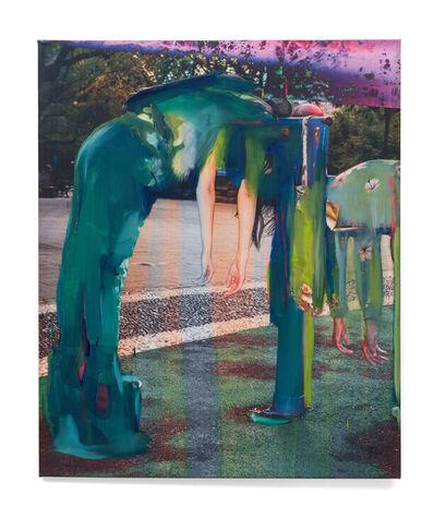 Andreas Diefenbach, 'Der große Weg hat kein Tor', 2019