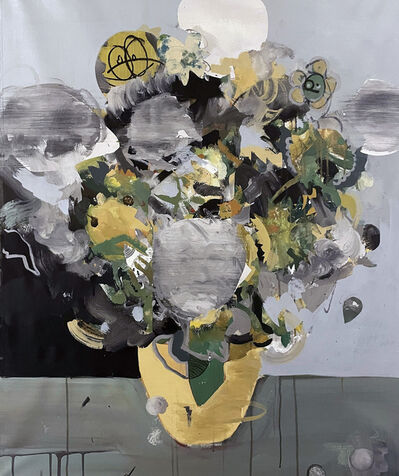 Elías Peña Salvador, 'Sunflowers', 2020