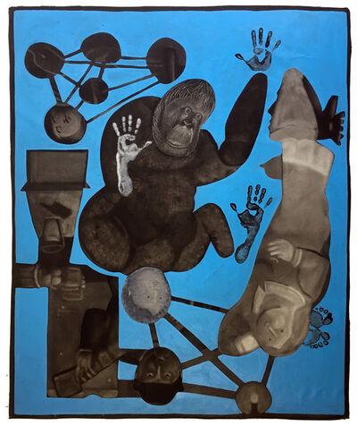 Vincent Corpet, '3821 (After Fernando Botero)', 2017