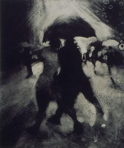 Bill Jacklin, 'The Red Umbrella', 2007