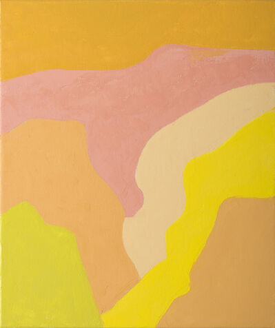 Etel Adnan, 'Untitled', 2016