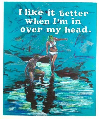 David Kramer, 'Over My Head', 2015