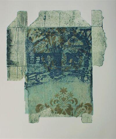 Lyndall Beck, 'Folding 1', 2020