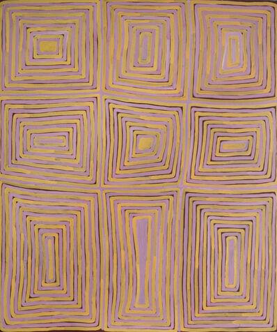 Ronnie Tjampitjinpa, 'Tingari', ca. 1996