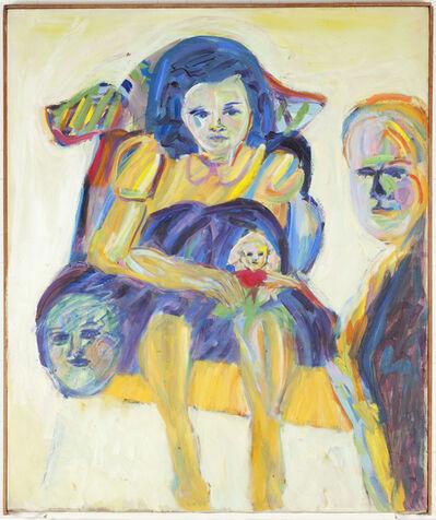 Fay Lansner, 'Unititled', 1958