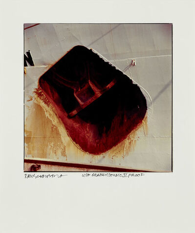 Robert Rauschenberg, 'Study for Chinese Summerhall - Anchor', 1983