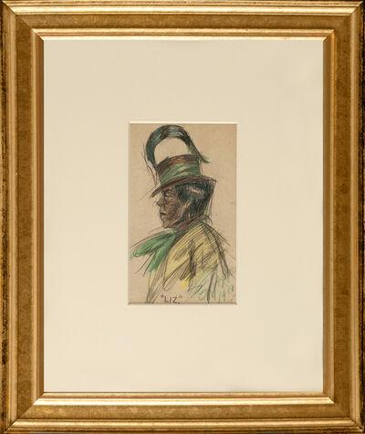 Edward Hopper, 'Liz', ca. 1900