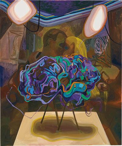 Dana Schutz, 'Romance', 2006