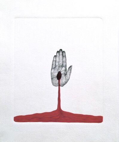 Esperanza Cortés, 'The Giving Hand', 2016