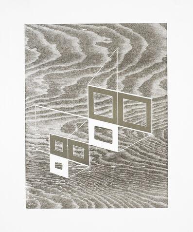Josef Albers, 'W + P (State III)', 1968