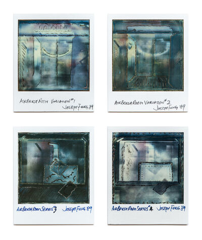 Joseph Fung, 'Airbrush Room series 1-4', 1989