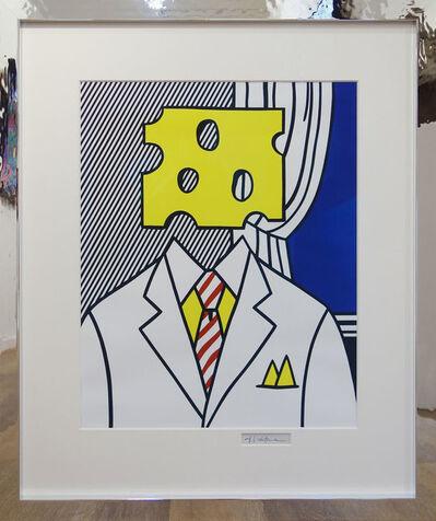 Roy Lichtenstein, 'Surrealistic Paintings (Cheese Head)', 1978