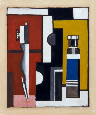 Fernand Léger, 'Gouache on paper', 1926