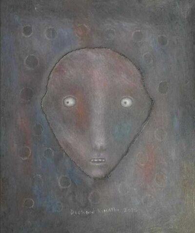 Richard Kimathi, 'Long Story Short III', 2018