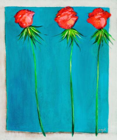 Lenner Gogli, 'Triple Blue II', 2016