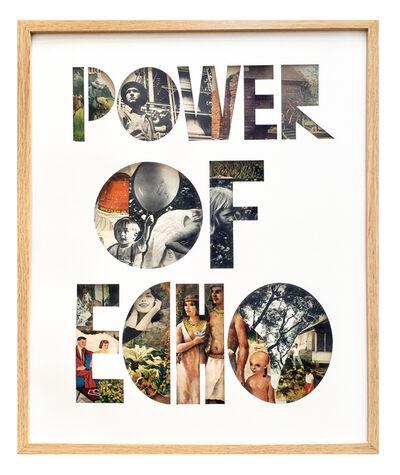 Hyland Mather, 'Power Of Echo', 2019