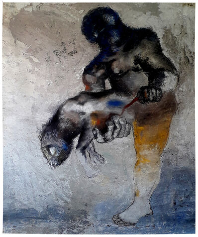 Sadikou Oukpedjo, 'Extension', 2019