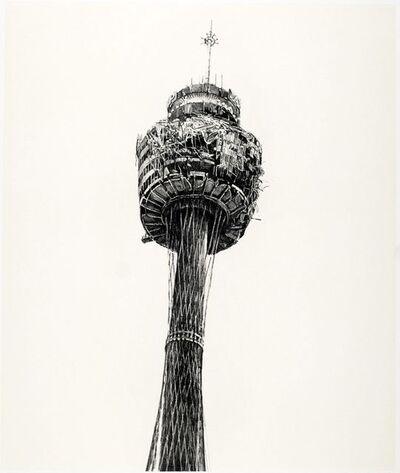 Hisaharu Motoda, 'Indication- Sydney Tower', 2010