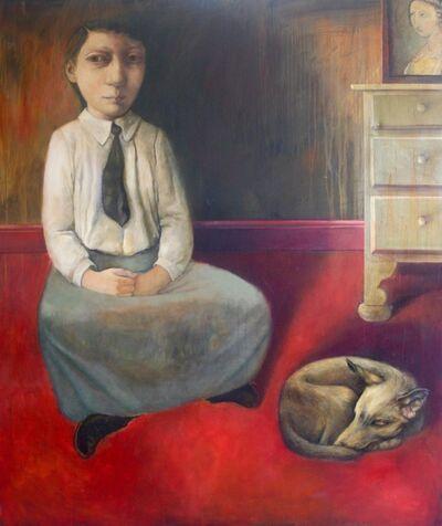 Bobbie Russon, 'Watching', 2016