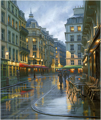 Alexei Butirskiy, 'Quiet Memories of Paris ', 2020
