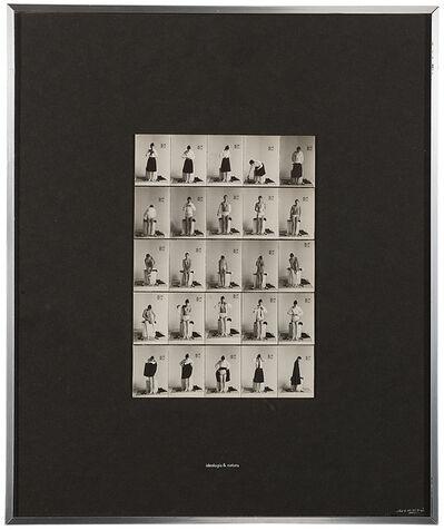 Fabio Mauri, 'Ideologia e natura', 1975