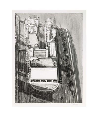 Wayne Thiebaud, 'City Views', 2003