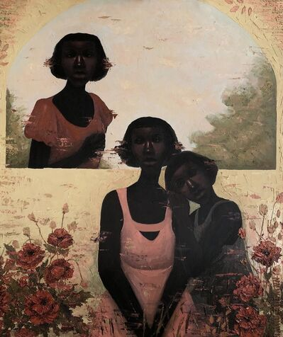 Chidinma Nnoli, 'Hold Me While We Wait (III)', 2021