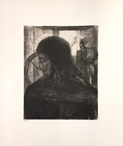 Odilon Redon, 'Vieux Chevalier', 1896