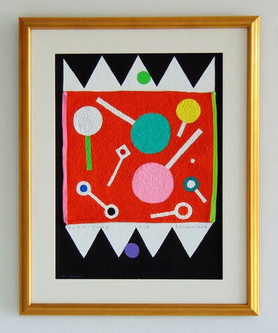 Frank Schwaiger, 'Play Time (Fun to Paint)', 2015