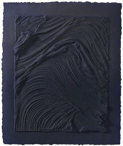 Jason Martin, ' Untitled (Plate V)', 2010