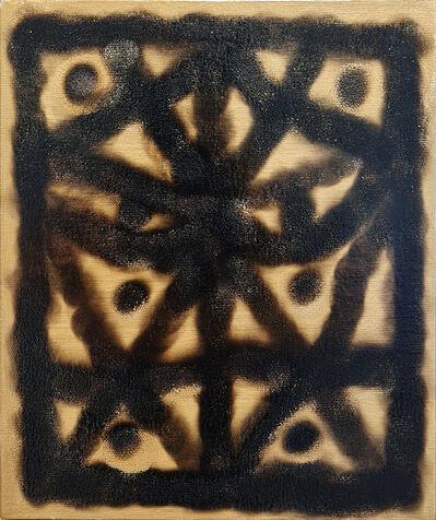 SOLOMOSTRY, 'Burned 12', 2021