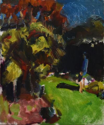 Sargy Mann, 'Mum in the Garden, Greenwich', 1969