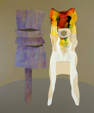 Carrie Moyer, 'Avatars', 2007