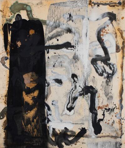 Ed Moses, 'Wall Layuca #4', 1989
