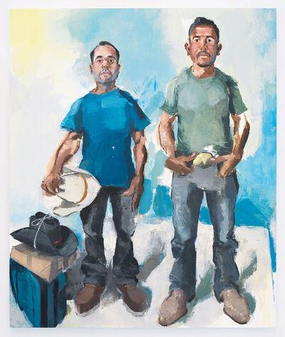John Sonsini, 'Miguel & Christian', 2017