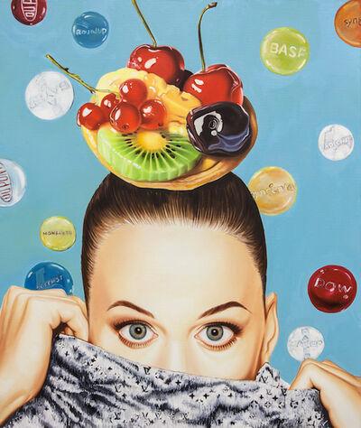 Heiner Meyer, 'Delicious Fruits', 2017