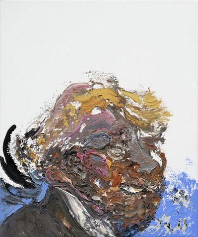 Maggi Hambling, 'Trump', 2018