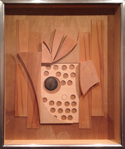 Louise Nevelson, 'Untitled', 1965