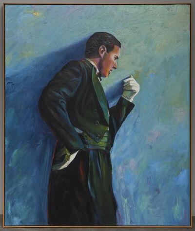 Mark Stock, 'The Butler's in Love', 1986