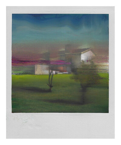 Martí Cormand, 'Houses from the train Window', 2019
