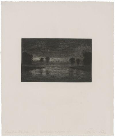 Stephen Hannock, 'Flooded River; Steel Dawn', 1994