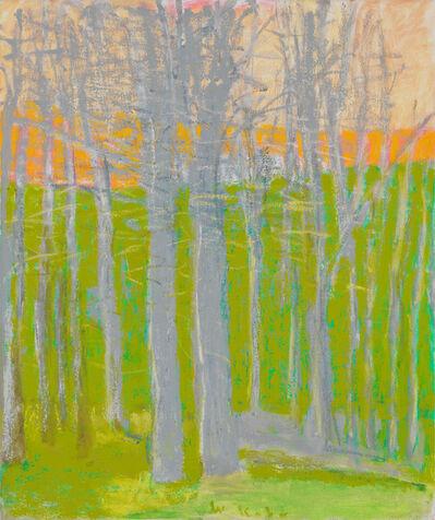 Wolf Kahn, 'House on the Horizon', 2012