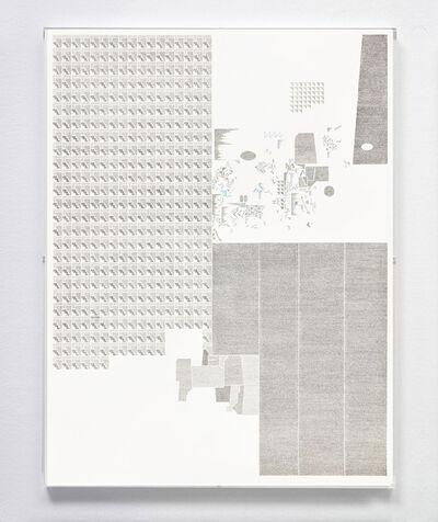 "Jose Vera Matos, 'Untitled (Hand transcription of the book ""Memory of the Inca world"" of Jean Phillipe Husson)', 2019"