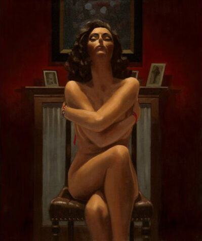 Jack Vettriano, 'Just The Way It Is', 2012