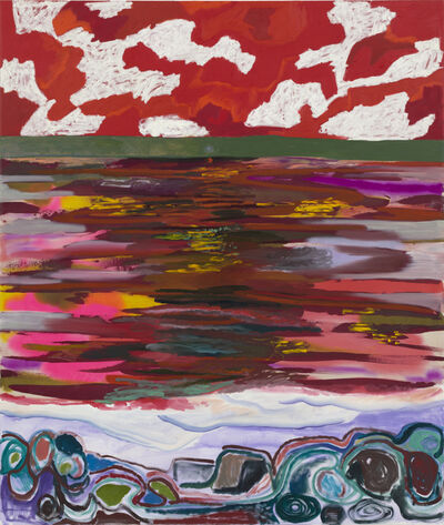 Shara Hughes, 'Radiant Sea', 2019